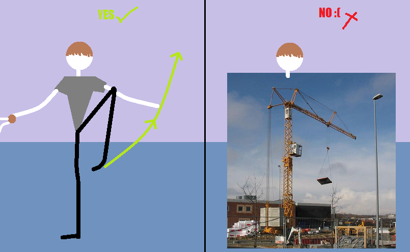 Developpe-Crane