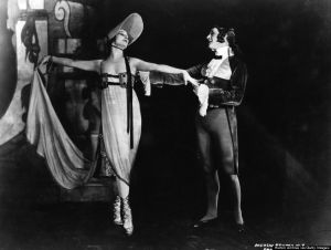 Not that you can't hug bony people (or nobody would ever hug me), but it's really nice to hug people who have at least a little padding.  Russian ballerina Anna Pavlova (1885 - 1931) dancing in a production of 'Gavotte'.      (Photo by Hulton Archive/Getty Images)