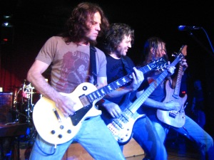 I have never yet seen these dudes in ballet class (photo of Winger, the band, via Exxolon at Wikimedia commons).
