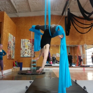 Straddle inversion ftw.