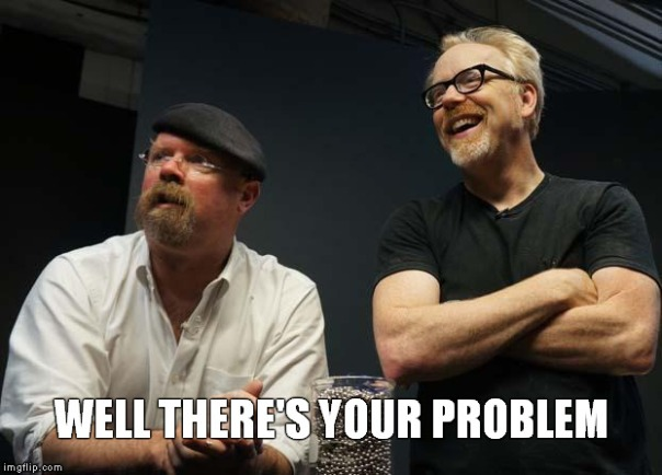 well-theres-your-problem
