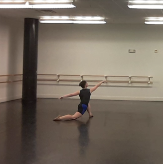 Did I mention that I put way too many lunges in literally *EVERYTHING* I choreograph?